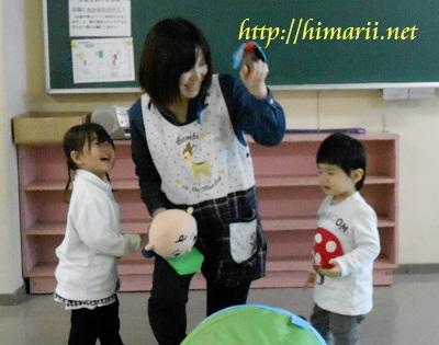 2歳3歳のファーストトーク教室himarii静岡 未就園児